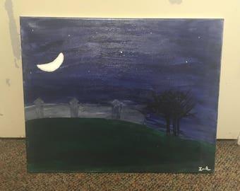 Nighttime Scene