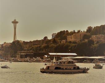 Seattle Photo item # 4035