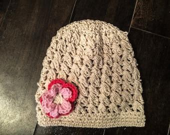 Crochet 2t-3t Hat