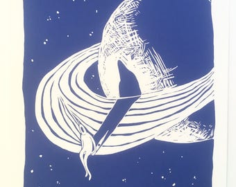 Hannah Letourneau-Limited Edition Silkscreen Print