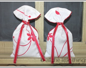 Set of 2 lavender bags