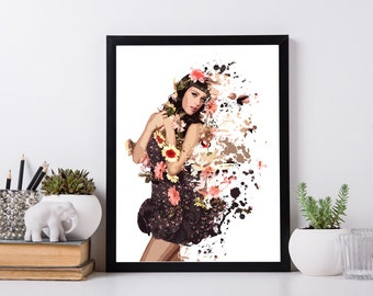Katy Perry - Music - Poster - Print