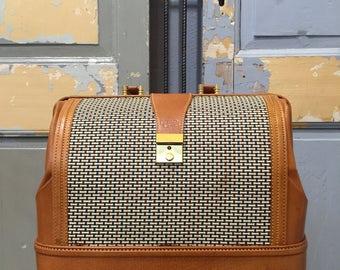 Vintage 80s Bruno Conti Suitcase