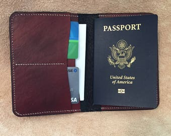 Passport Wallet - Passport Case