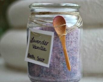 Homemade bath salt's and bath bombs