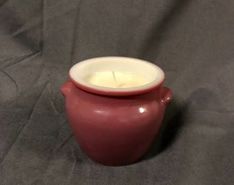 Scented 100% Natural Soy Candle