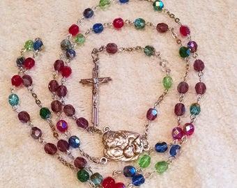 Family Birthstone Rosary