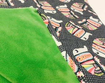 Baby Blanket, Baby Quilt, Handmade Blanket, Nursery Bedding, Toddler Bedding, Baby Shower, Handmade Baby Blanket, Flannel Blanket