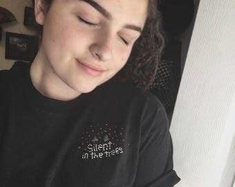 Trees 'Confetti'- twenty one pilots - Hand Embroidered Shirt
