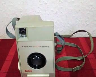 Vintage Retro KODAK BROWNIE VECTA Camera