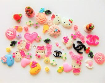 Fun mix whole sale Kawaii Cabochons
