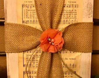 Hymnal Art
