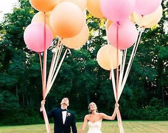 Giant Party Balloon 36inch/90cm - Weddings Birthdays, Celerbrations