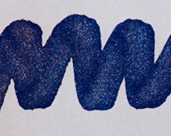 Diamine Blue Pearl Shimmering Ink 50ml