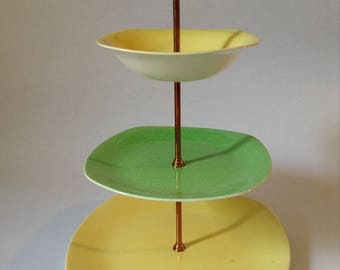 3 Tiered Plate Stand