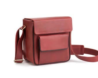 Leather Camera Bag | Leather Camera Bags for Men | Leather Camera Bags for Women | Gifts for Photographers | Travel Bag | Photography Bag