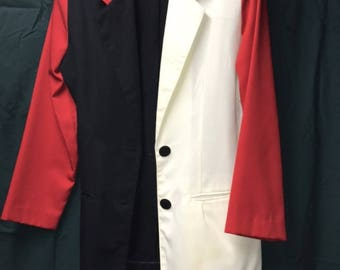 Christy Girl Black/Red/White Blazer