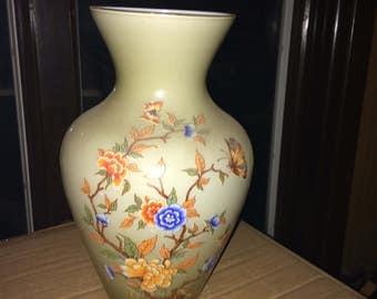 Italian Flower Vase