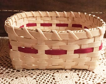 "Handmade ""Catch All"" Basket"
