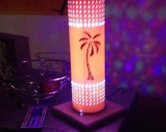 PVC Pipe Lamp