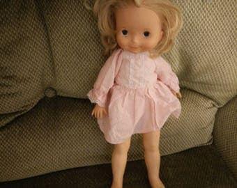 Fisher Price Vintage My Friend Mandy Doll 1970