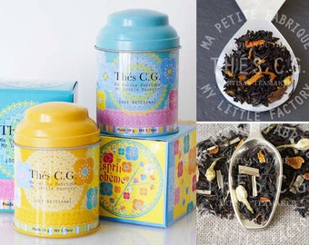 TEA FOR TWO: black teas of creator Collection