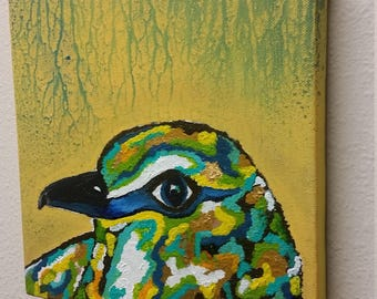 Bird of Color