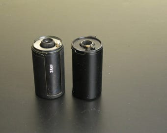 Metal rangefinder leica style film cassettes