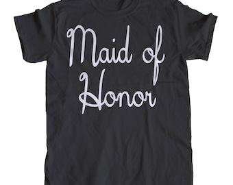 Maid of Honor Men's T-Shirt