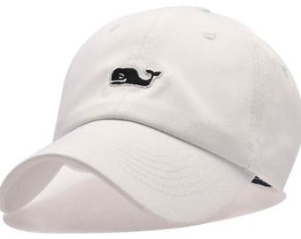 Whale Fish Cap Dad Cap Baseball Hat