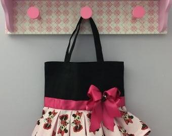 Minnie mouse tutu bag