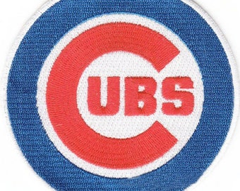 Chicago Cubs Patch Chicago Cubs Iron On Chicago Cubs Birthday Chicago Cubs Gift NOT Chicago Cubs embroidery design  applique design