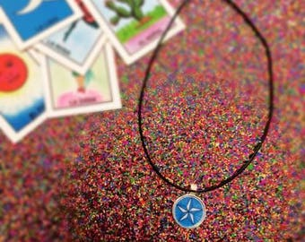 Mexican Loteria Necklace