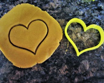 3d printed Heart Shaped Cookie Cutter