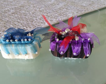 decorative and fragrance soap