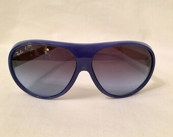 New Ray Ban Blue Frame Glasses