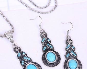 Necklace /Earing set