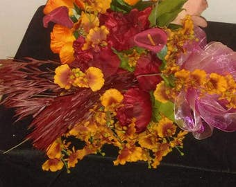Autumn Breeze - Bridal Bouquet