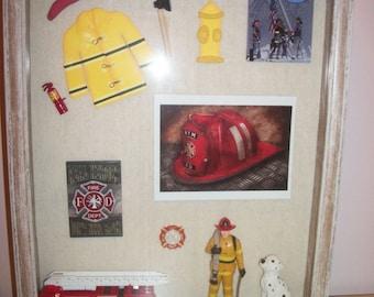 Fireman's Shadowbox