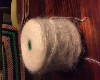 Brushed Mohair Yarn