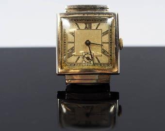 Movado Art Deco Men's Wristwatch
