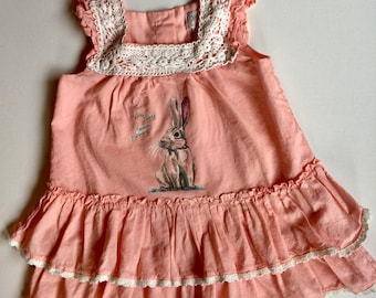 Vintage Bunny - Recylced Clothing