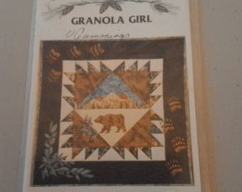 Granola Girl pattern