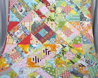 Bright and Happy Quilt