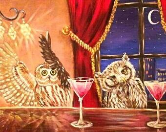 Girls Night Owl't