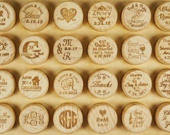 Wine Bottle Wedding Favor, Personalized Wine Bottle Wedding Favor,Personalized Cork Wine Stopper,Engraved Wine Corks,Cork Wine Stopper,Corks