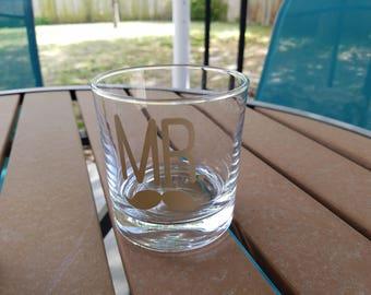 Mr. rocks glass