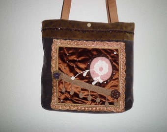 Handbag, shoulder bag!