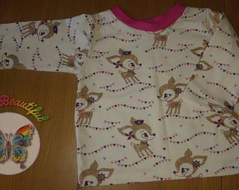 Long sleeved t-shirt age 9-12 months