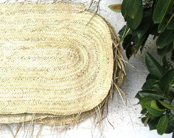 Palmleaf mat